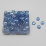 Skleněné kamínky sv.modré