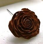 Cedar rose zápich přírodní - 1ks