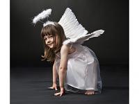Čelenka - andělská svatozář peříčková