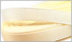 Taftová stuha - 6mm/10 m - krémová