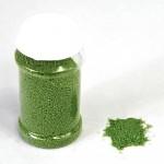 Dekorační písek  - oliva jemný