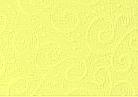 Tvrdý grafický papír - žlutý s ražbou - A4