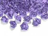 Akrylové krystaly - sv.fialové