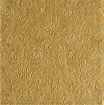 Ubrousky Elegance - zlaté - 15ks