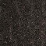 Ubrousky Elegance - černé - 15ks