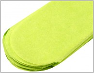 Pompon - koule jasně zelená - 35 cm