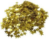 Konfety - hvězdičky zlaté