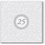 Ubrousky - svatební 25.výročí - stříbrná svatba