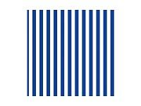 Ubrousky - tm.modré s pruhy