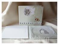 Obal na svatební DVD - wedding day