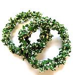 Věneček zelený chlupatý malý - 5 cm