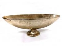 Aranžovací mísa - sv. zlatá - 28 cm