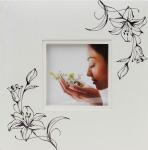 Svatební fotoalbum zasunovací - Lilie bílé
