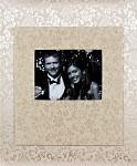 Svatební fotoalbum - wedding ceremony, zlaté