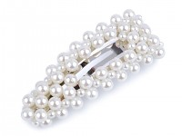 Sponka do vlasů s perlami