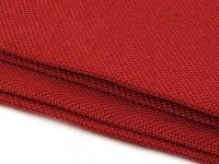 Imitace pytloviny 100 x 150cm - červená