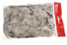 Peříčka - šedohnědý ptačí mix