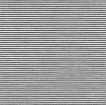 Ubrousek 40x40 cm Dunilin - černo-krémový proužek - 1ks