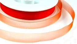 Stuha monofilová 15 mm -oranžová -1m