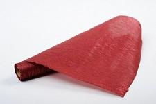 Vlizelín bordo vzor - 38 cm/4,5 m