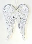 Dřevěná křídla - mini - závěs