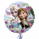 Foliový balonek - Elza a Anna - 43 cm