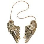 Zlatá křídla půlená  - závěs