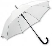 Bílý vystřelovací deštník - půjčovna