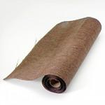 Imitace pytloviny šerpa 32 cm - hnědá - 6 m