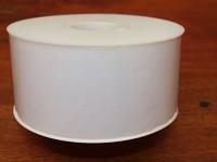Tylová stuha bílá - 5cm/1m