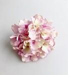 Vazbový květ hortenzie - starorůžový
