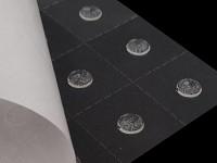 Samolepicí gelové tečky - 24ks