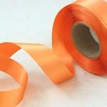 Saténová stuha 15 mm - lososová  - 1m