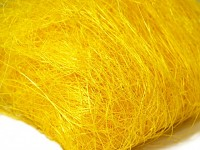 Sisal - žlutý