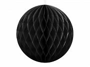 Honeycomb - koule černá - 10cm