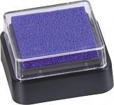 Razítkovací polštářek - mini - tm.modrý