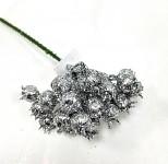 Jeřabina glitr - stříbrná trs