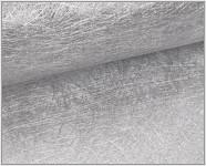 Hedvábná pavučinka 36 cm - stříbrná - 1m