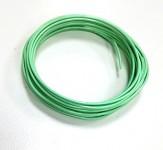 Hliníkový dekorační drátek 2mm - mátový 5m