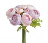 Ranunculus svazek - MIX fialovorůžová