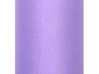 Tyl dekorační 30cm - fialový - 1m