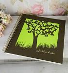 Svatební kniha hostů LUX - strom života
