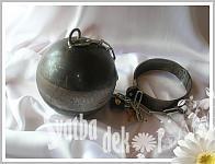 Vězeňská koule pro ženicha - velká