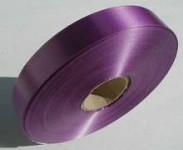 Stuha plastová 19mm / 100m - fialová švestka