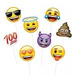 Fotokoutek - Emoji 8ks