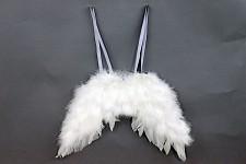 Andělská křídla závěs - 25 cm