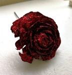 Cedar rose zápich - vínová - 1ks