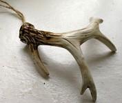 Paroh závěs - natur 9cm