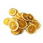 Plátky sušených pomerančů - 50 g