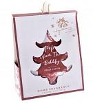 Vánoční vonné dekorace - Fresh cotton - 3 ks
